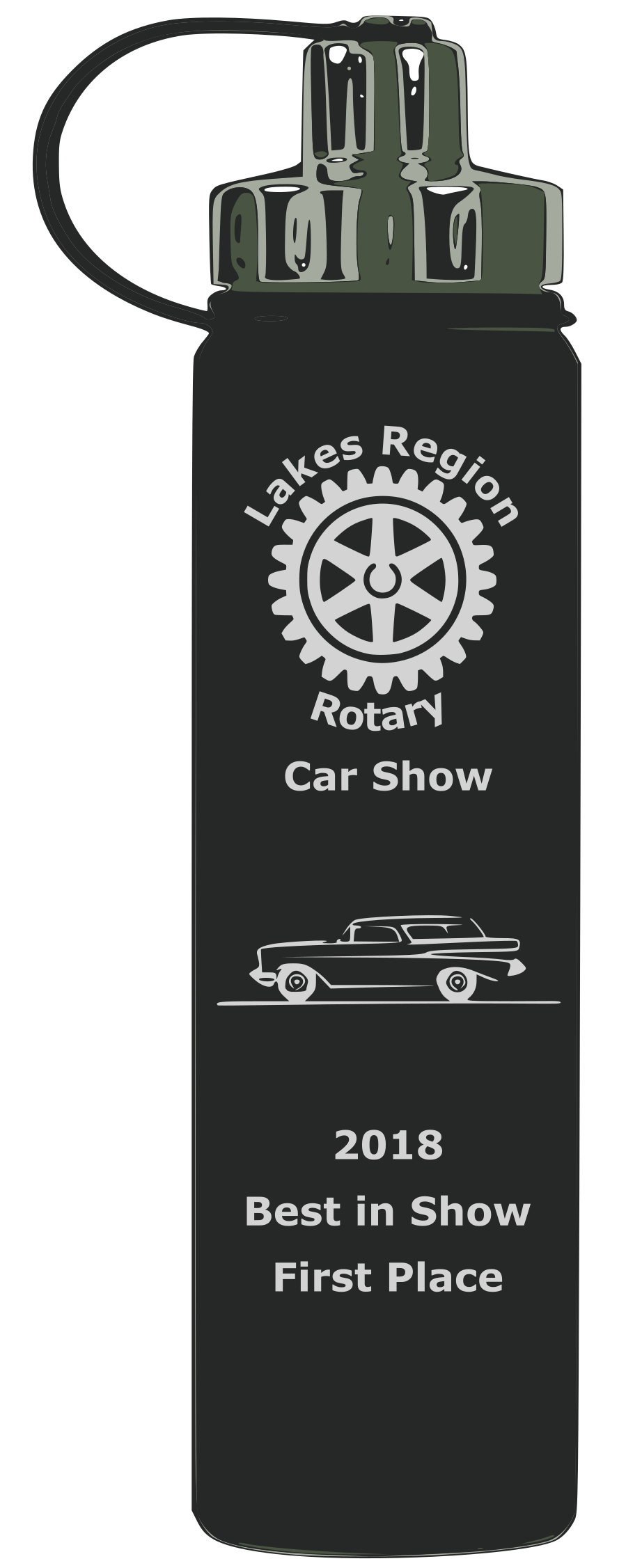 Lakes Region Rotary - Car show categories